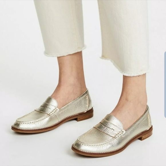 Sperry Top-Sider Women Seaport Buckle Leather Loafer